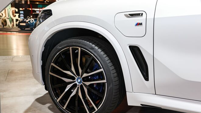 Uno de cada tres vehículos eléctricos del Salón de Múnich, con neumáticos Pirelli
