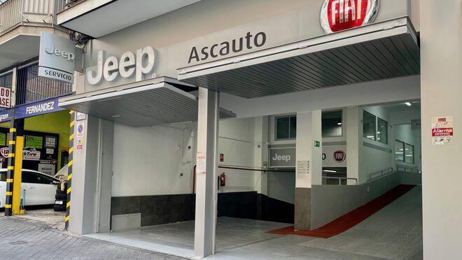 Ascauto, concesionario oficial de Fiat, Alfa Romeo, Abarth y Jeep, abre nuevo taller en Madrid
