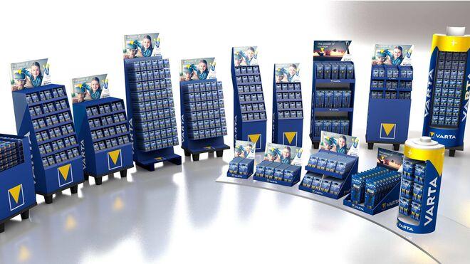 Varta renueva su imagen de marca y ofrece productos más eficientes