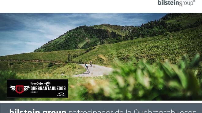 bilstein group patrocinará la 30ª marcha cicloturista Quebrantahuesos