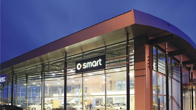 Smart cambiará sus concesionarios en España por una red de agentes de venta
