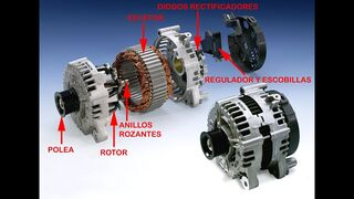 Comprobación del estado de un alternador sin desmontarlo del vehículo