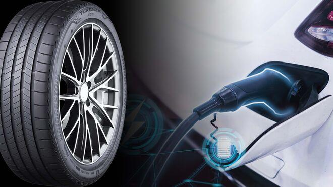 Bridgestone destinará el 20% de sus neumáticos de primer equipo para eléctricos en 2024