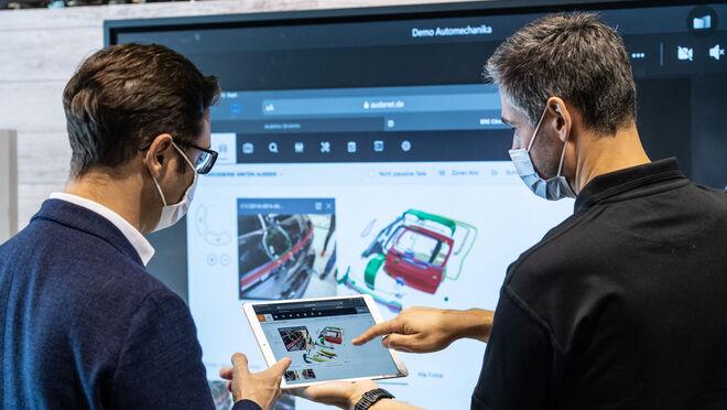 Automechanika Frankfurt 2021 cierra con 10.000 visitantes de 70 países a más de 300 expositores