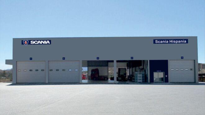 Scania Hispania abre concesionario en Antas (Almería)