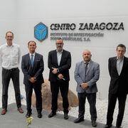 Enrique Muñoz, de Generali, nuevo consejero de Centro Zaragoza