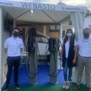 Webasto diversifica su oferta con cargadores para vehículos eléctricos