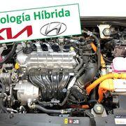 Partes y funcionamiento de la tecnología híbrida de Kia y Hyundai
