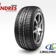 Grupo Andrés distribuirá neumáticos Linglong en España y Portugal