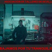 Campaña de la Asociación de Talleres de Sevilla para fidelizar y captar nuevos asociados