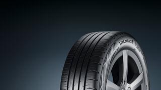 Continental reduce la resistencia a la rodadura del EcoContact 6 y rebaja su consumo 0,1 l/100 km