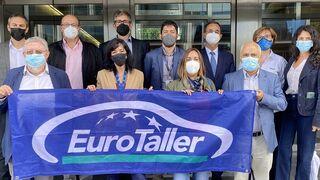 """El jurado de los premios de EuroTaller califica de """"excelente"""" el nivel de los candidatos"""