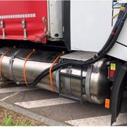 Los camiones propulsados por gas natural licuado contaminan igual que los diésel convencionales
