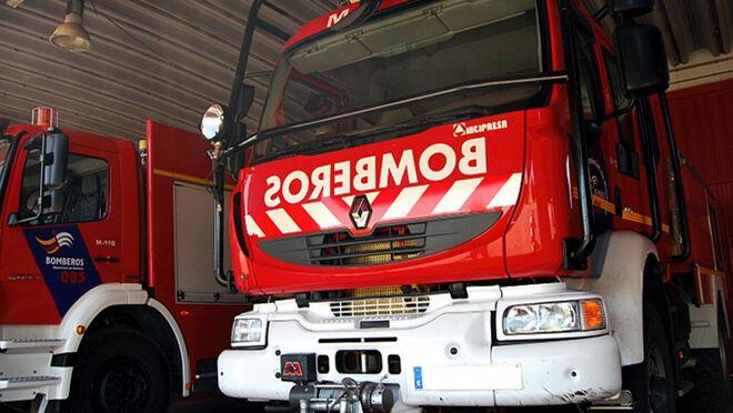 Un herido en el incendio de un presunto taller clandestino en Cala Rajada (Mallorca)