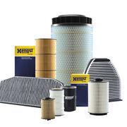 Hella amplía su gama de productos para vehículo industrial con filtros Hengst