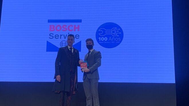Bosch Car Service, galardonada por su atención al cliente en el certamen Líderes en Servicio