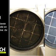 Máquinas limpia FAP Oxyhtech: limpieza completa en tan solo dos horas