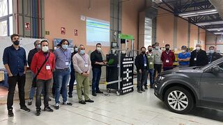 Bosch presenta el equipo DAS 3000 en Centro Zaragoza
