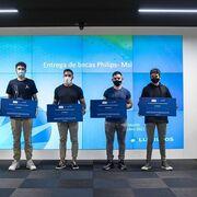 MSi Race Tech Institute entrega las Becas Philips al Talento 2021