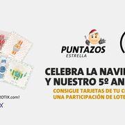 """Promoción Puntazos Estrella """"Navidad"""" para celebrar el quinto aniversario de PRO Service"""