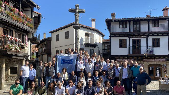 Standox recupera el viaje anual de la Asociación de Talleres Autorizados de Mercedez-Benz España