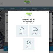 Valeo lanza un sitio web que facilita mantenimientos y reparaciones a la posventa