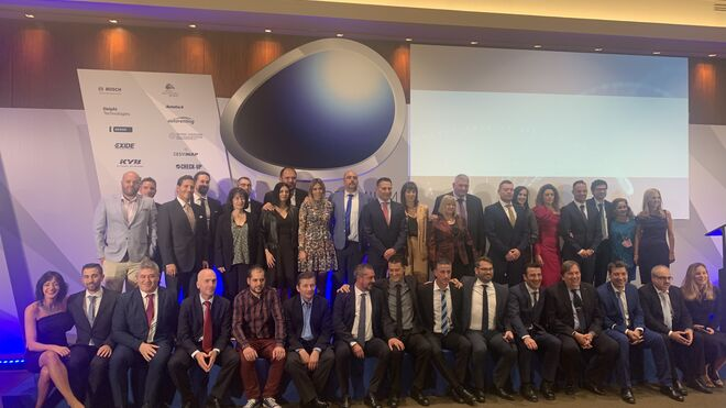"""EuroTaller entrega los Europremium 2021 a sus ganadores, """"apóstoles"""" de la red"""